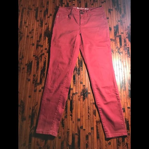 Victoria's Secret siren skinny jeans size 2
